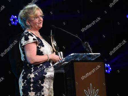 Stock Picture of Honoree Comedian Chonda Pierce of Branches Counseling Center