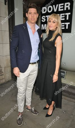 Ryan Clark and Katherine Kelly