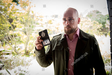 (Ep 4) - Samuel Edward Cook as DS Steve Beckton.