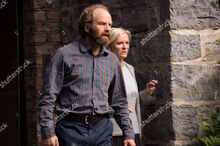 Editorial image of 'Innocent' TV Series UK  - May 2018