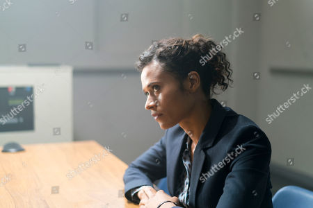 Stock Picture of (Ep 4) - Angel Coulby as DI Cathy Hudson.