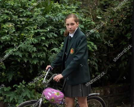 Stock Picture of (Ep 2) - Eloise Webb as Rosie.