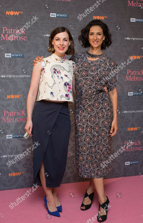 Jessica Raine + Indira Varma