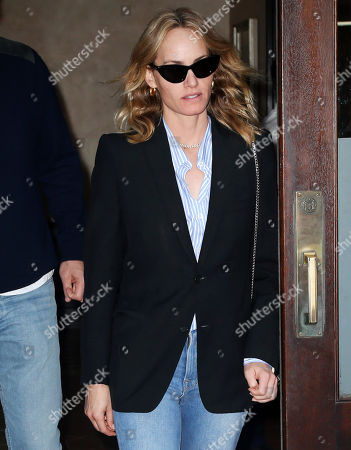 Stock Picture of Amber Valletta