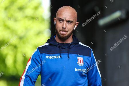 Stock Picture of Stephen Ireland of Stoke City