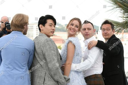 Editorial image of 'Summer' photocall, 71st Cannes Film Festival, France - 10 May 2018