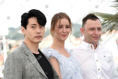 Teo Yoo, Irina Starshenbaum, Roma Zver
