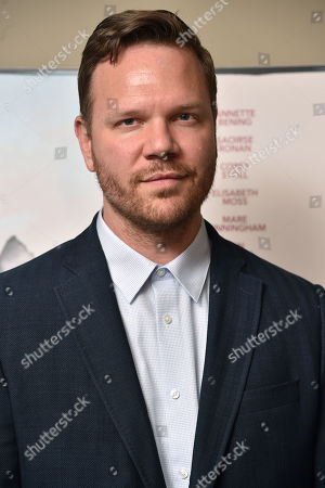 Stock Picture of Jim Parrack