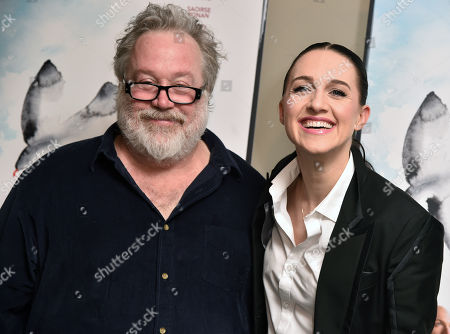 Stock Picture of Tom Hulce, Lena Hall