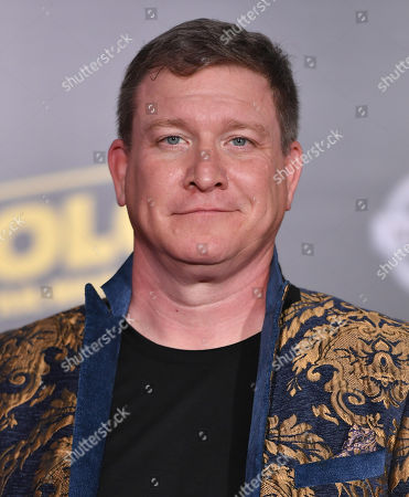 Editorial picture of 'Solo: A Star Wars Story' film premiere, Arrivals, Los Angeles, USA - 10 May 2018