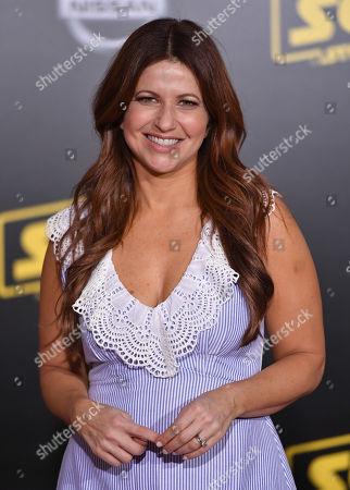 Stock Image of Rachel Nichols