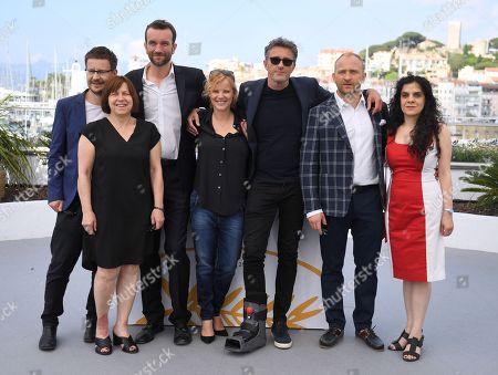 Ewa Puszczynska, Tomasz Kot, Joanna Kulig, Pawel Pawlikowski, Borys Szyc and Tanya Seghatchian
