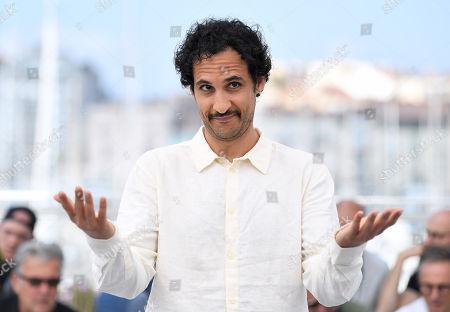 Stock Picture of Ali Abbasi