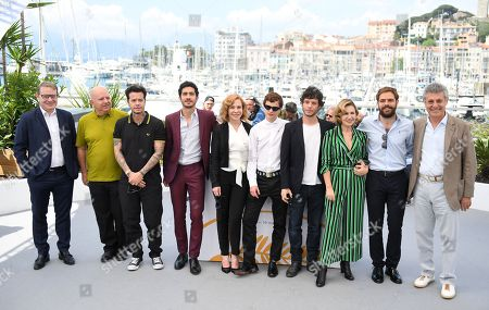 Editorial picture of 'The Angel' photocall, 71st Cannes Film Festival, France - 11 May 2018