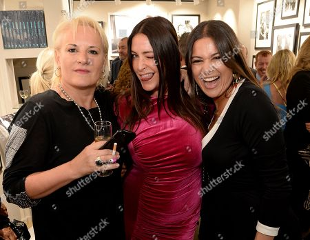 Editorial image of Richard Young Gallery 10th Anniversary Party, London, UK - 10 May 2018