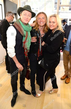 Editorial photo of Richard Young Gallery 10th Anniversary Party, London, UK - 10 May 2018