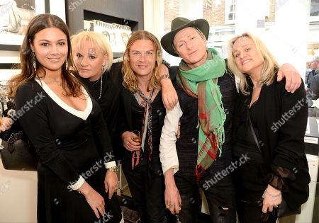 Editorial picture of Richard Young Gallery 10th Anniversary Party, London, UK - 10 May 2018