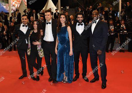 Sidi Mejai, Souad Arsane, Antoine Desrosieres, Inas Chanti, Mehdi Dahmane, Elis Gardiole