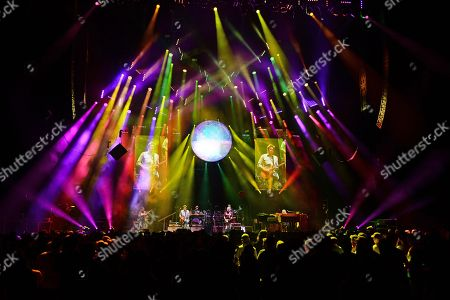 Editorial photo of Dead & Company in concert at The BB&T Center, Sunrise, USA - 26 Feb 2018