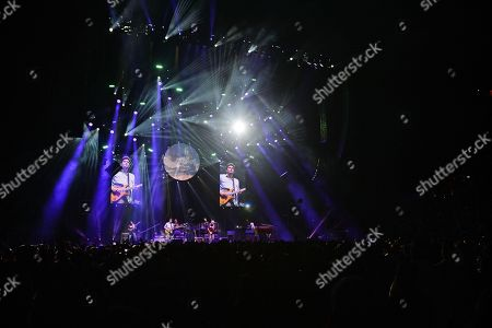 Editorial image of Dead & Company in concert at The BB&T Center, Sunrise, USA - 26 Feb 2018