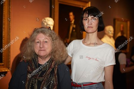 Editorial picture of 'Rebel Women Trail' launch sponsored by MGallery, National Portrait Gallery, London, UK - 09 May 2018