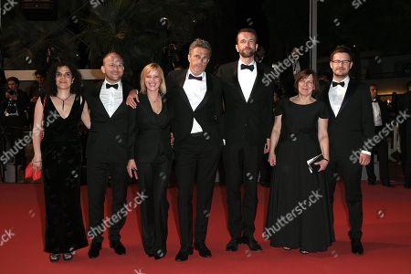 Tanya Seghatchian, Borys Szyc, Joanna Kulig, Ewa Puszczynska, Tomasz Kot