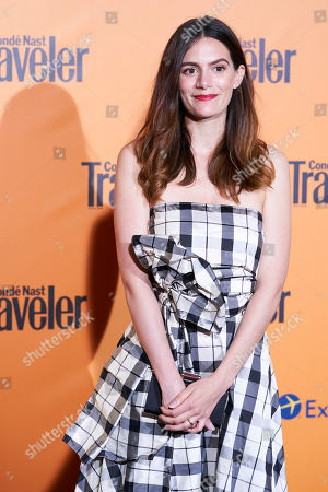 Editorial picture of Conde Nast Traveler Awards 2018, Madrid, Spain - 10 May 2018