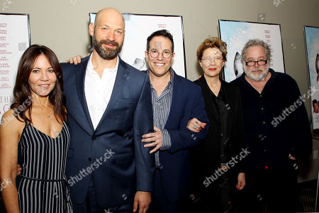 Leslie Urdang (Producer), Corey Stoll, Michael Mayer (Director), Annette Bening, Tom Hulce (Producer)
