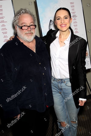 Tom Hulce (Producer), Lena Hall