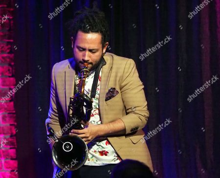 Stock Photo of Mario Castro