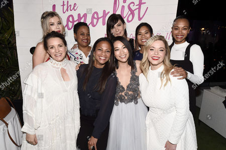 Editorial picture of 'The Honor List' film screening, Los Angeles, USA - 10 May 2018