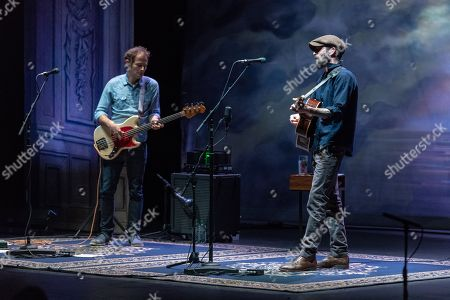 Stock Picture of Ray Lamontagne performs