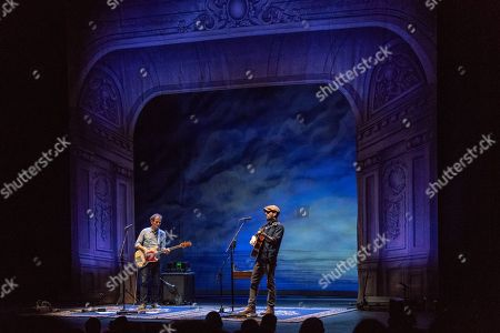Stock Photo of Ray Lamontagne performs