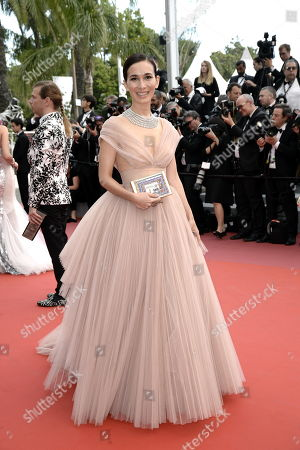 """Editorial image of CANNES: """"Sorry Angel"""" (Plaire, Aimer Et Courir Vite) Premiere, Cannes, France - 10 May 2018"""
