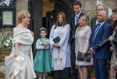Ep 8145 Thursday 10th May 2018 - 1st Ep Brenda Walker, as played by Lesley Dunlop, arrives at the church to discover Bob is nowhere to be found....