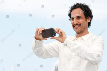 Iranian director Ali Abbasi poses during the photocall for 'Grans' at the 71st annual Cannes Film Festival, in Cannes, France, 11 May 2018. The movie is presented in the section Un Certain Regard of the festival which runs from 08 to 19 May.