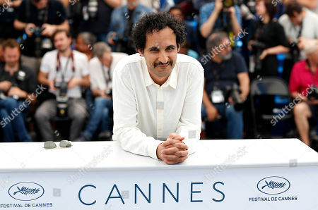 Iranian director Ali Abbasi poses during the photocall for Grans at the 71st annual Cannes Film Festival, in Cannes, France, 11 May 2018. The movie is presented in the section Un Certain Regard of the festival which runs from 08 to 19 May.