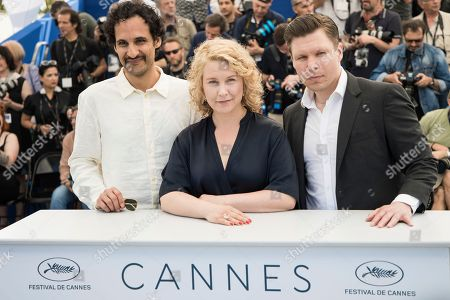 Editorial photo of 2018 Grans Photo Call, Cannes, France - 11 May 2018