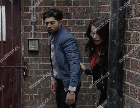 Editorial image of 'Coronation Street' TV Series UK - May 2018