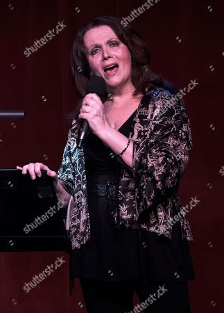 Editorial photo of Maureen McGovern in concert at Birdland, New York, USA - 23 Apr 2018