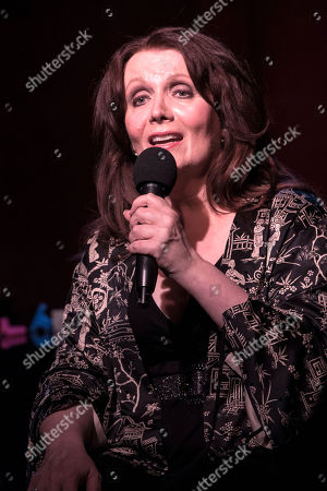 Editorial picture of Maureen McGovern in concert at Birdland, New York, USA - 23 Apr 2018