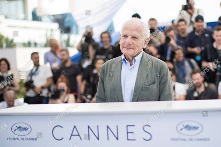 Editorial picture of 2018 Marin Karmitz Photo Call, Cannes, France - 11 May 2018