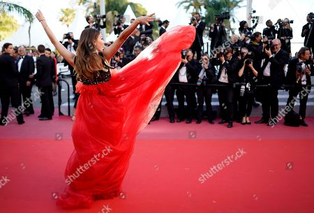 Editorial picture of Ash Is The Purest White Premiere - 71st Cannes Film Festival, France - 11 May 2018