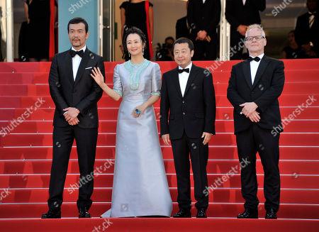 Fan Liao, Zhao Tao, Zhangke Jia