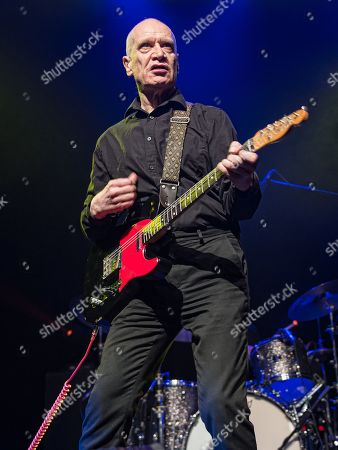 Editorial image of Wilko Johnson in concert at the O2 ABC, Glasgow, UK - 11 May 2018