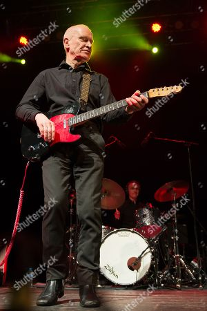 Editorial photo of Wilko Johnson in concert at the O2 ABC, Glasgow, UK - 11 May 2018