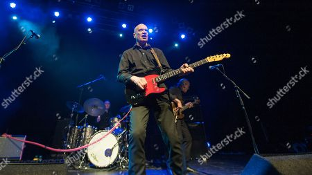 Editorial picture of Wilko Johnson in concert at the O2 ABC, Glasgow, UK - 11 May 2018