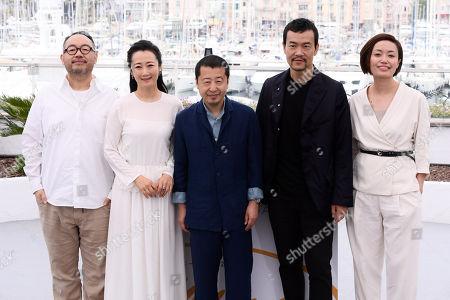 Zhang Yibai, Zhao Tao, Jia Zhang-Ke and Liao Fan