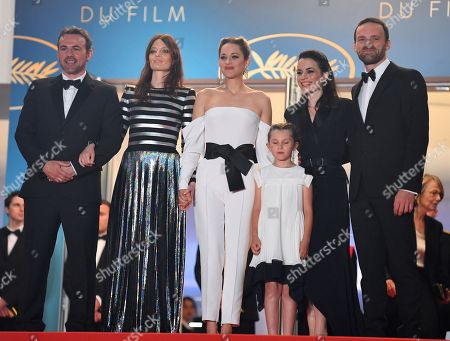 Editorial image of 'Three Faces' premiere, 71st Cannes Film Festival, France - 12 May 2018