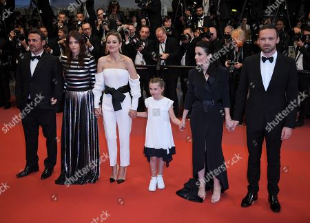 Editorial picture of 'Three Faces' premiere, 71st Cannes Film Festival, France - 12 May 2018